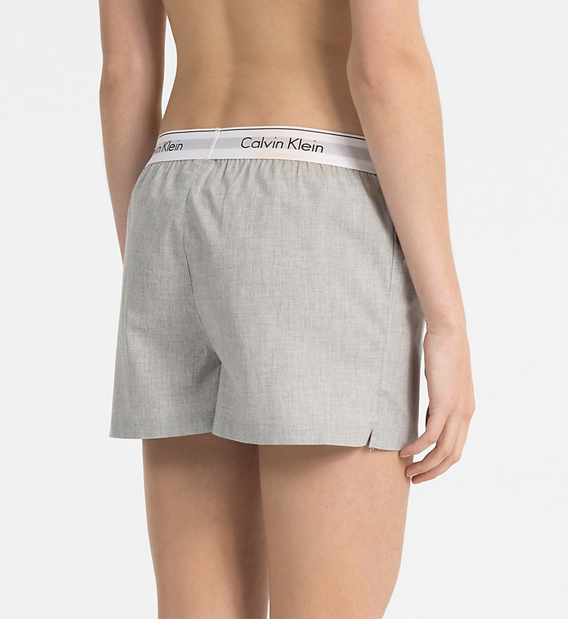 CALVINKLEIN Pyjama-Shorts - Modern Cotton - NYMPH'S HEATHER - CALVIN KLEIN DAMEN - main image 1