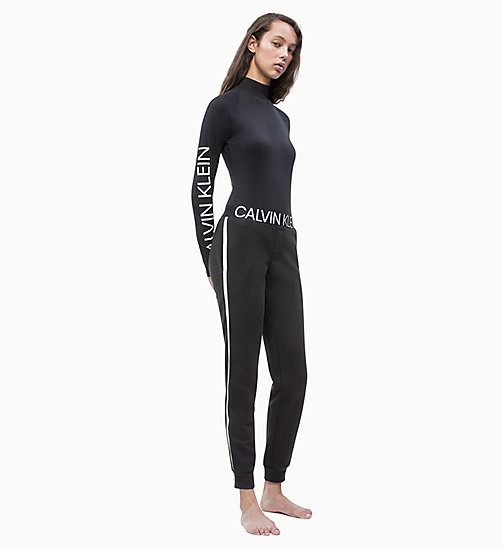 CALVIN KLEIN Jogginghose - Statement 1981 - BLACK - CALVIN KLEIN NEW IN - main image 1
