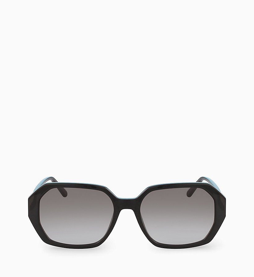 CALVIN KLEIN Rectangle Sunglasses CK18535S - MILKY BONE - CALVIN KLEIN WOMEN - main image