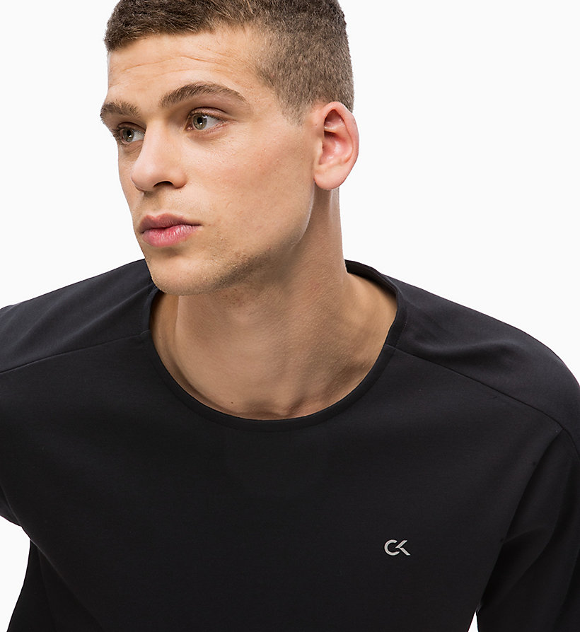 CALVINKLEIN T-shirt - BRIGHT WHITE - CALVIN KLEIN PERFORMANCE - detail image 2