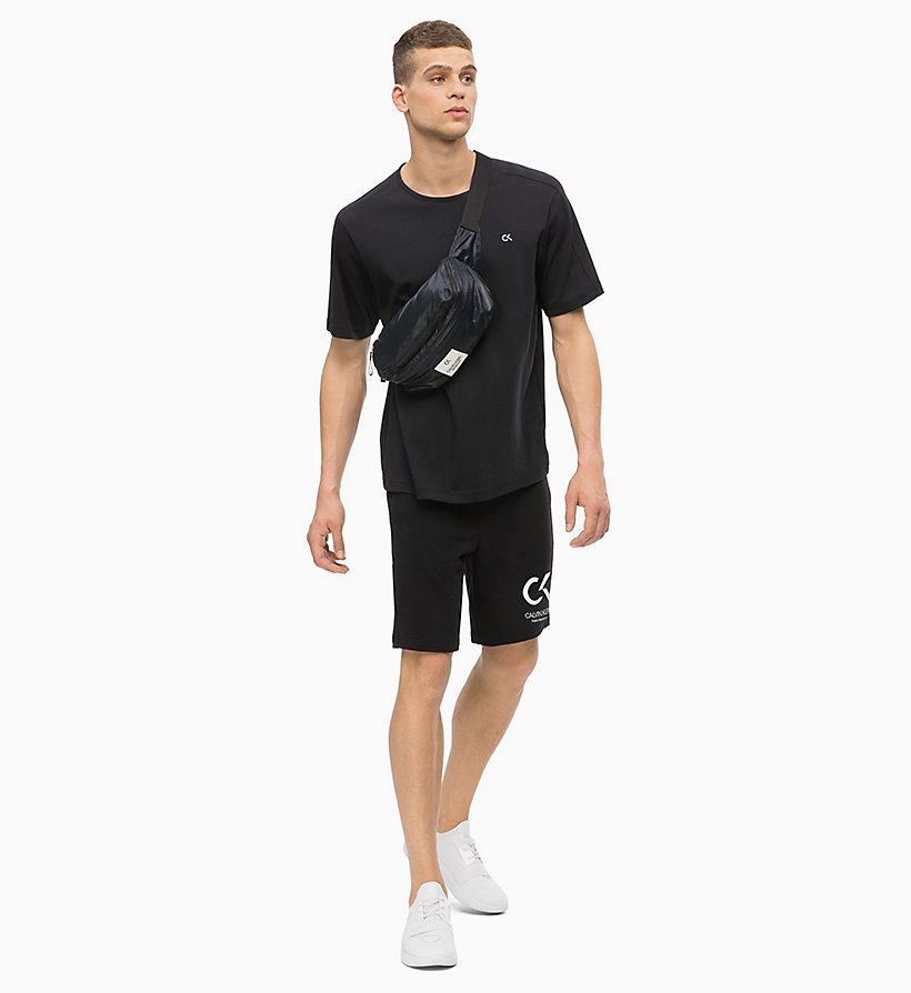 CALVIN KLEIN T-Shirt - BRIGHT WHITE - CALVIN KLEIN PERFORMANCE - main image 5