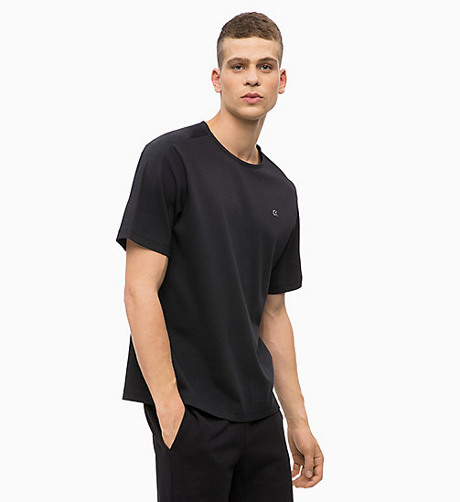 CALVINKLEIN T-Shirt - CK BLACK - CALVIN KLEIN Workout - main image