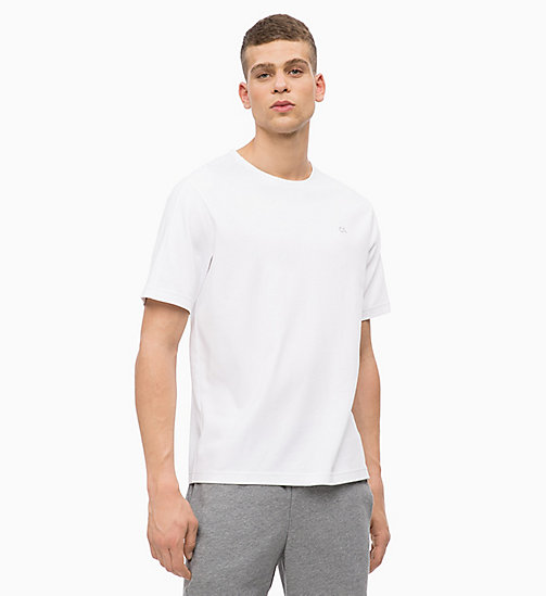 CALVINKLEIN T-Shirt - BRIGHT WHITE - CALVIN KLEIN Workout - main image