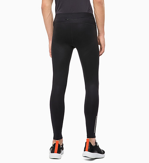 CALVIN KLEIN Performance Tights - CK BLACK - CALVIN KLEIN SPORT - detail image 1