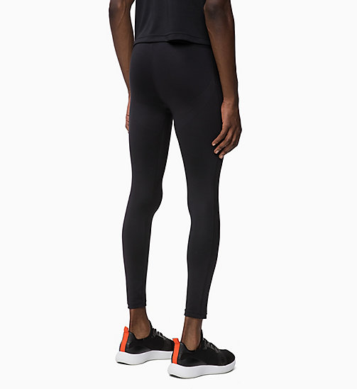 CALVINKLEIN Performance Tights - CK BLACK - CALVIN KLEIN SPORT - detail image 1