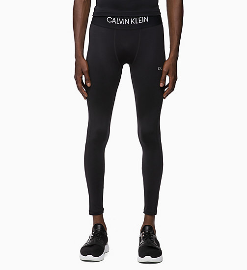 CALVINKLEIN Performance Tights - CK BLACK - CALVIN KLEIN SPORT - main image