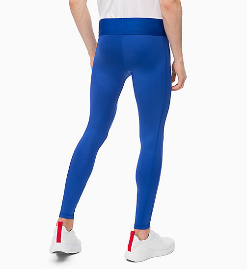 CALVINKLEIN Performance Tights - SURF THE WEB - CALVIN KLEIN SPORT - detail image 1