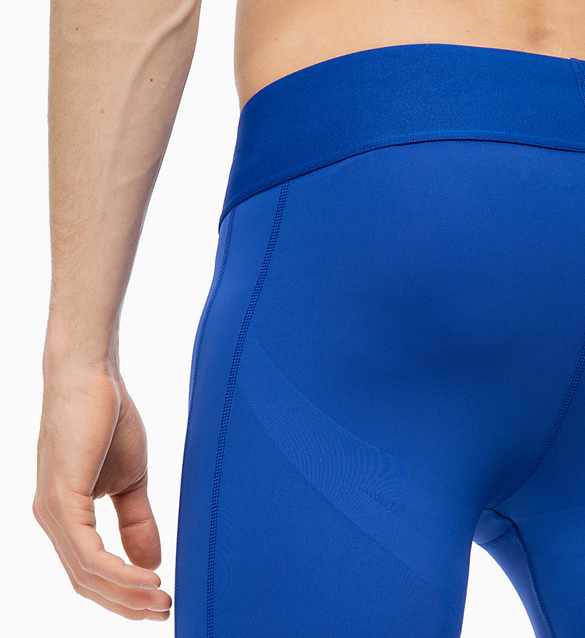 CALVIN KLEIN Performance Tights - CK BLACK - CALVIN KLEIN PERFORMANCE - detail image 3