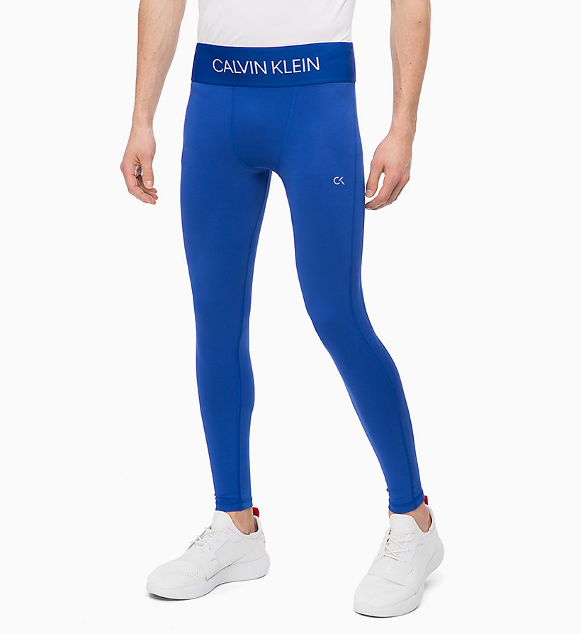 CALVIN KLEIN Performance Tights - CK BLACK - CALVIN KLEIN PERFORMANCE - main image