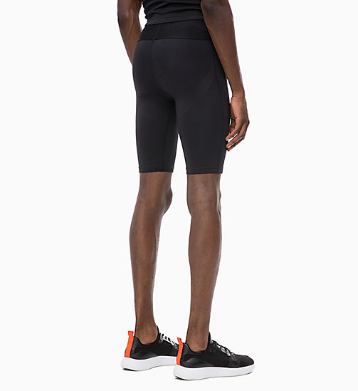 CALVINKLEIN Short Tights - CK BLACK - CALVIN KLEIN SPORT - detail image 1