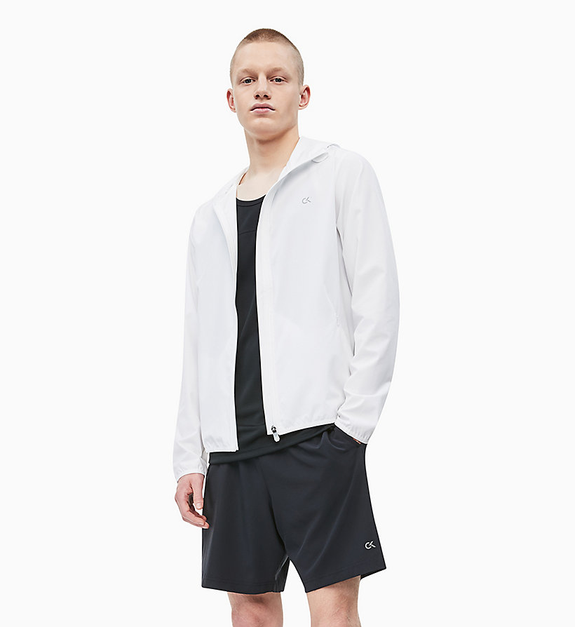 CALVIN KLEIN Tracksuit Jacket - FOREST NIGHT - CALVIN KLEIN PERFORMANCE - main image