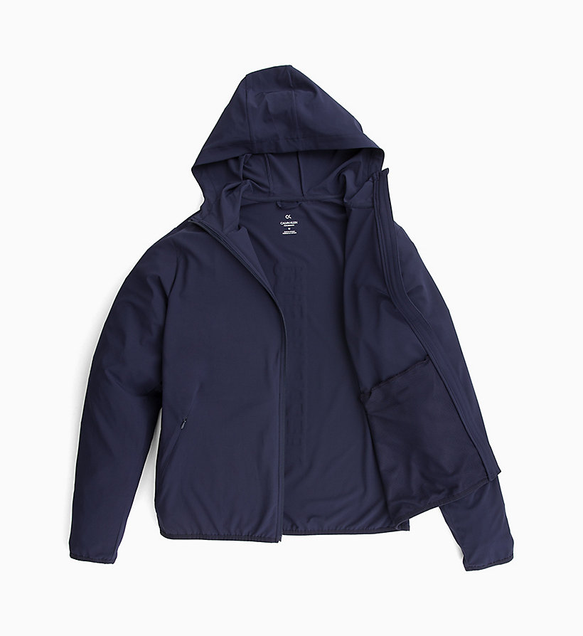 CALVIN KLEIN Logo-Windbreaker - SURF THE WEB - CALVIN KLEIN PERFORMANCE - main image 5