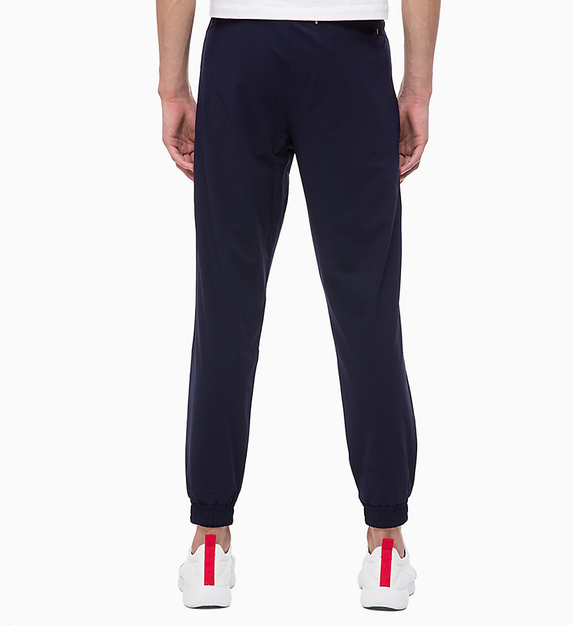 CALVIN KLEIN Tracksuit Bottoms - CK BLACK - CALVIN KLEIN PERFORMANCE - detail image 1