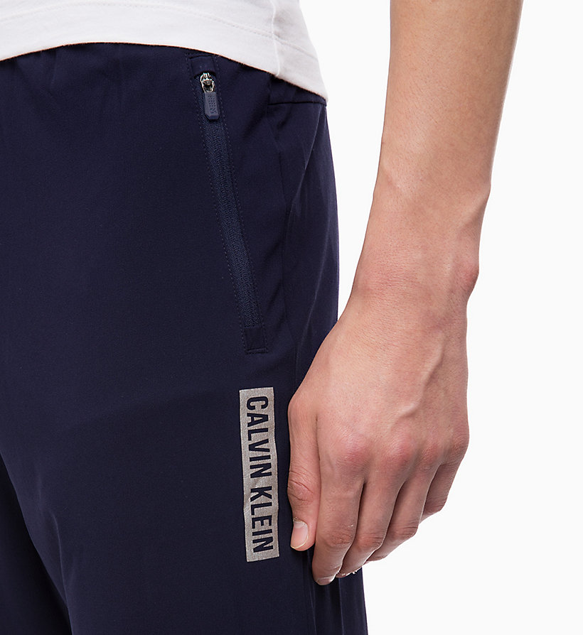 CALVIN KLEIN Tracksuit Bottoms - CK BLACK - CALVIN KLEIN PERFORMANCE - detail image 2