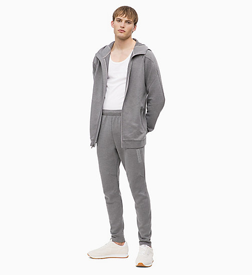 CALVIN KLEIN Jogginghose - MEDIUM GREY HEATHER - CALVIN KLEIN SPORT - main image 1