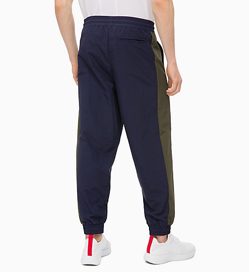CALVINKLEIN Tracksuit Bottoms - EVENING BLUE - CALVIN KLEIN SPORT - detail image 1