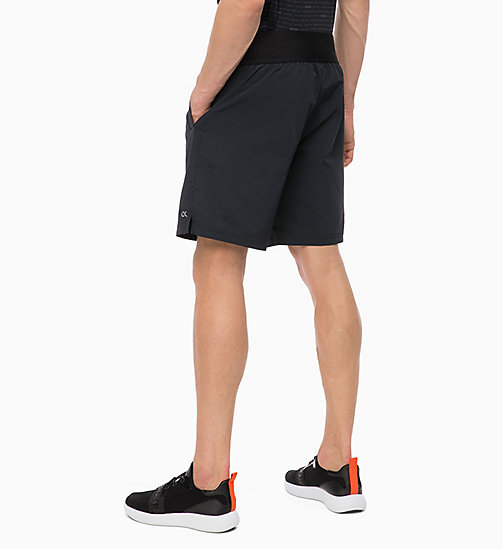 CALVINKLEIN Shorts - CK BLACK - CALVIN KLEIN Workout - main image 1