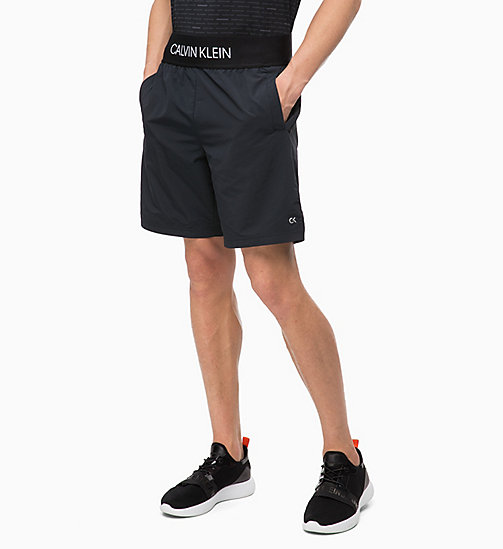 CALVINKLEIN Shorts - CK BLACK - CALVIN KLEIN Workout - main image