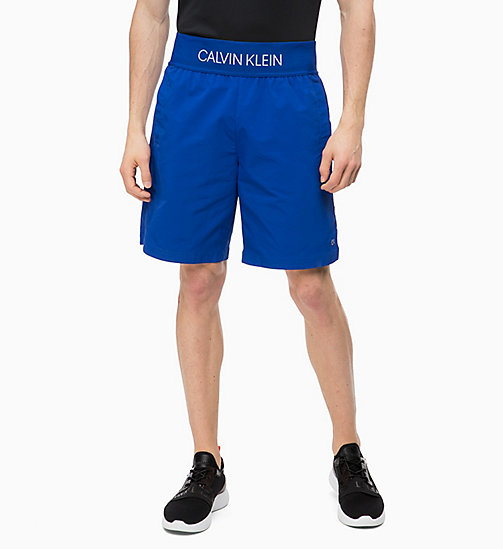 CALVINKLEIN Shorts - SURF THE WEB - CALVIN KLEIN Workout - main image