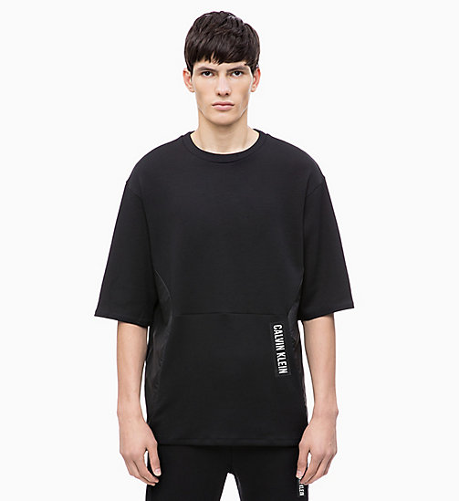 CALVIN KLEIN Sweatshirt - CK BLACK - CALVIN KLEIN NEW FOR MEN - main image