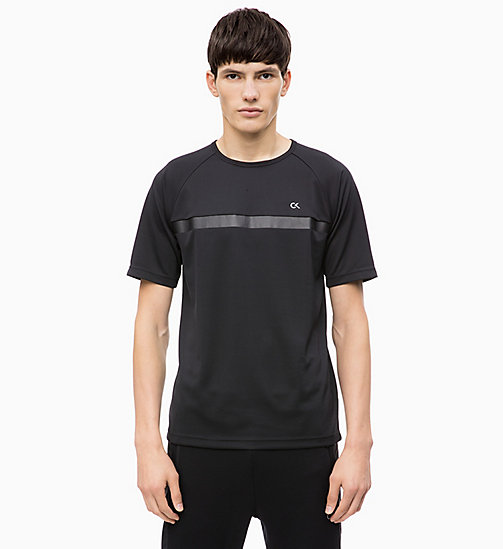 CALVIN KLEIN T-shirt - CK BLACK - CALVIN KLEIN NEW FOR MEN - main image