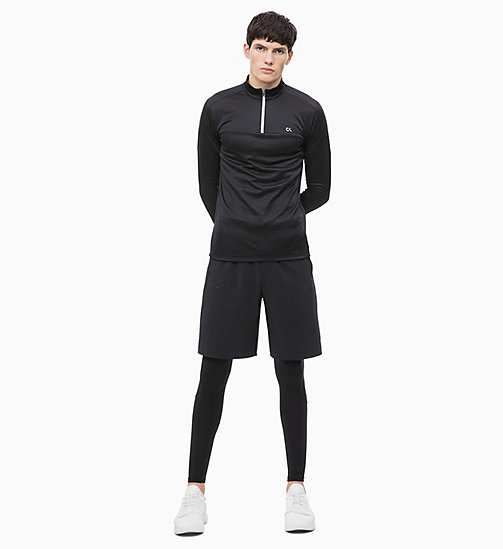 CALVIN KLEIN Performance Tights - CK BLACK - CALVIN KLEIN NEW FOR MEN - detail image 1