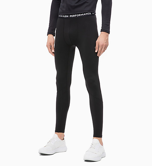 CALVIN KLEIN Performance Tights - CK BLACK - CALVIN KLEIN NEW FOR MEN - main image