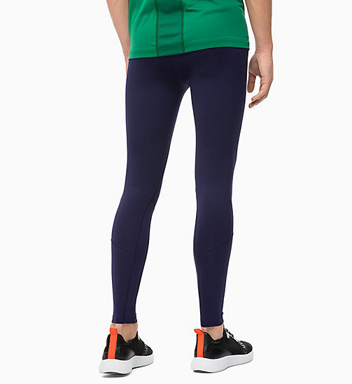CALVINKLEIN Performance-Tights - EVENING BLUE - CALVIN KLEIN Workout - main image 1