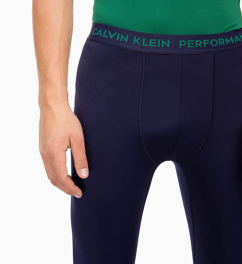 CALVINKLEIN Leggings Performance - CK BLACK - CALVIN KLEIN PERFORMANCE - imagen detallada 2