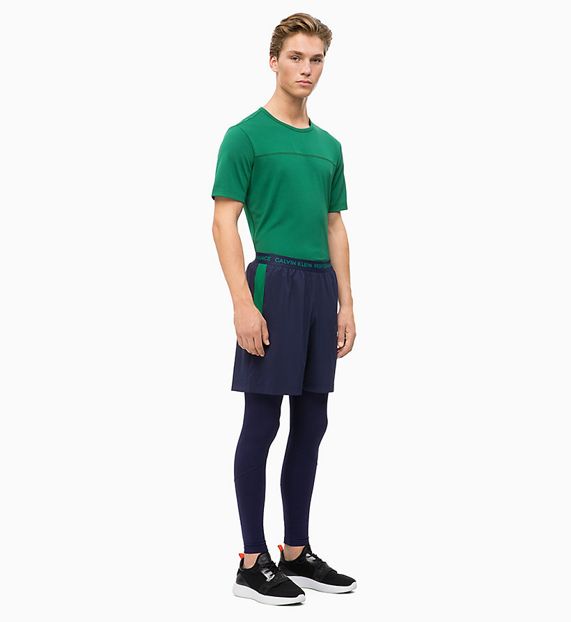 CALVIN KLEIN Performance Kompressions-Tights - CK BLACK - CALVIN KLEIN PERFORMANCE - main image 3