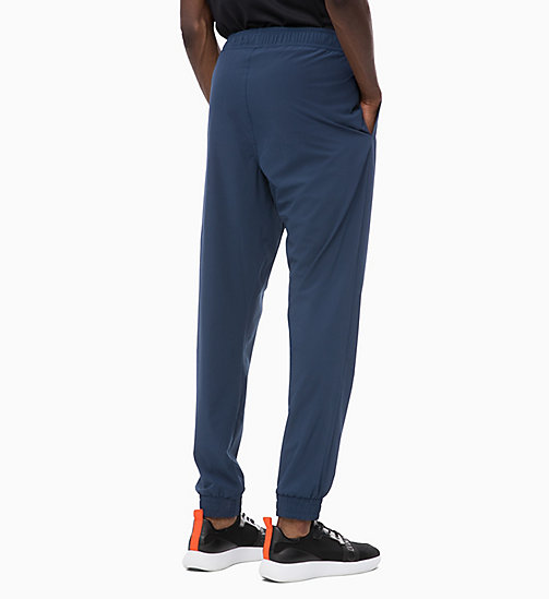 CALVINKLEIN Tracksuit Bottoms - DRESS BLUE - CALVIN KLEIN SPORT - detail image 1