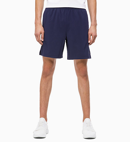 CALVIN KLEIN Shorts - EVENING BLUE - CALVIN KLEIN SHORTS & TIGHTS - main image
