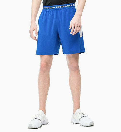 CALVIN KLEIN Shorts - NAUTICAL BLUE - CALVIN KLEIN NEW INS - main image