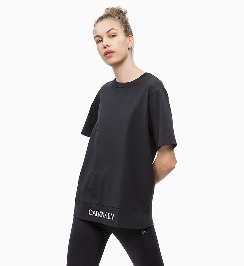 CALVIN KLEIN T-shirt - FOREST NIGHT - CALVIN KLEIN PERFORMANCE - image principale