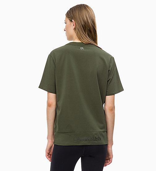 CALVINKLEIN T-Shirt - FOREST NIGHT - CALVIN KLEIN SPORT - main image 1
