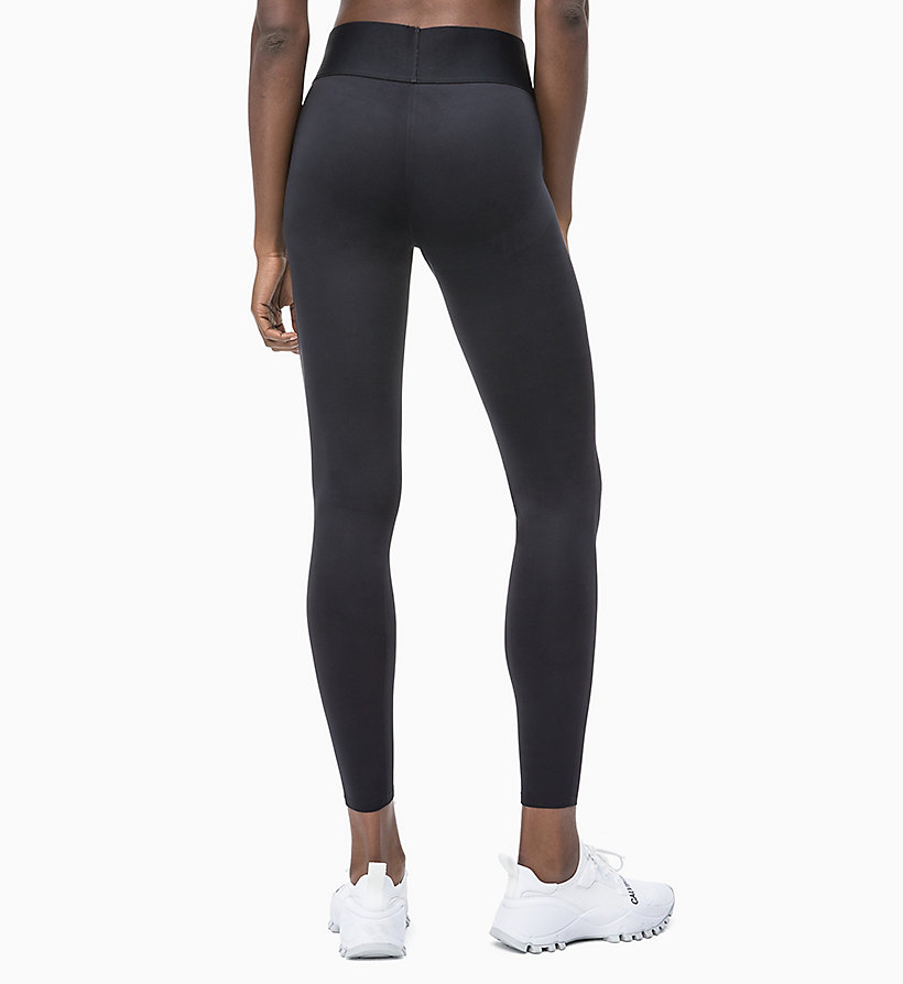 CALVINKLEIN Lifting Sports Leggings - FOREST NIGHT - CALVIN KLEIN PERFORMANCE - detail image 1