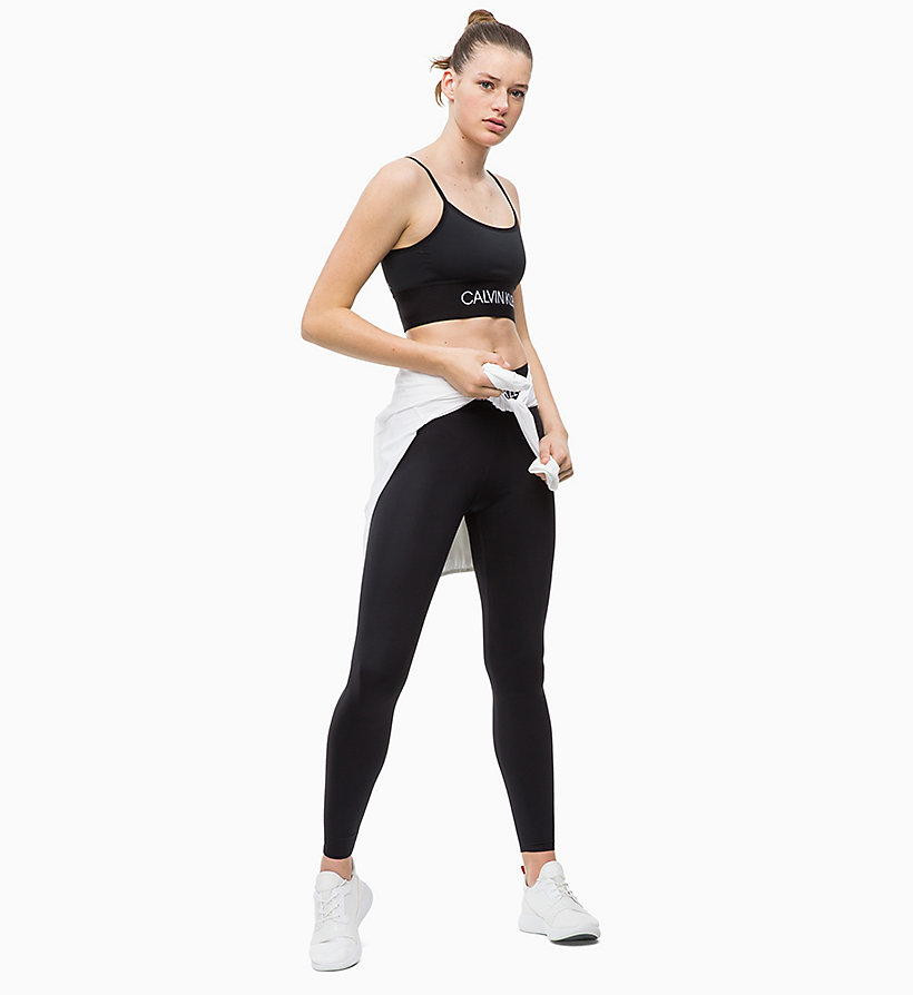 CALVINKLEIN Lifting Sports Leggings - FOREST NIGHT - CALVIN KLEIN PERFORMANCE - detail image 5