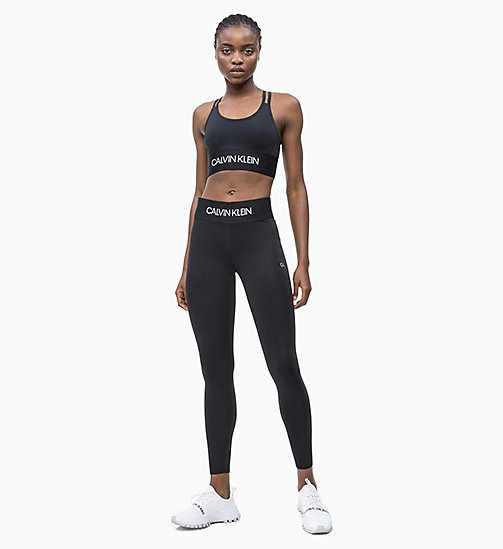 CALVIN KLEIN Lifting Sports Leggings - CK BLACK - CALVIN KLEIN SPORT - detail image 1