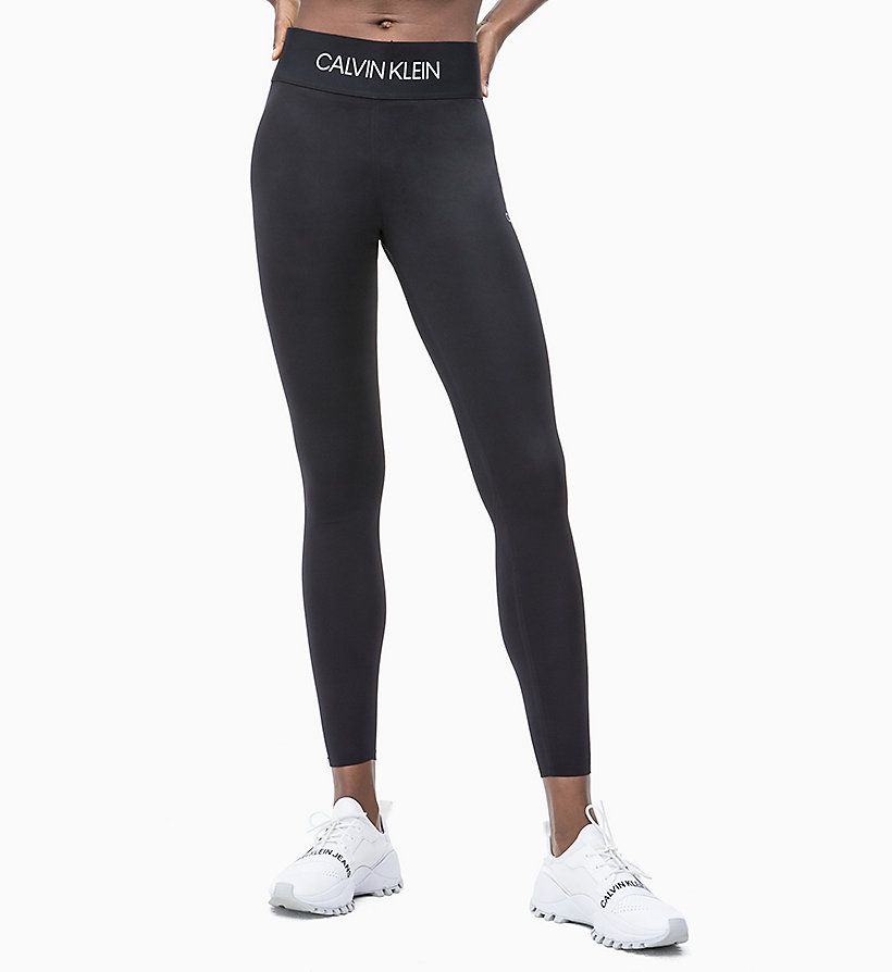 CALVIN KLEIN Legging sportivi effetto push-up - FOREST NIGHT - CALVIN KLEIN PERFORMANCE - immagine principale