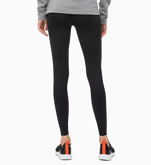 CALVINKLEIN Sport-Leggings mit Lifting-Effekt - FOREST NIGHT - CALVIN KLEIN SPORT - main image 1
