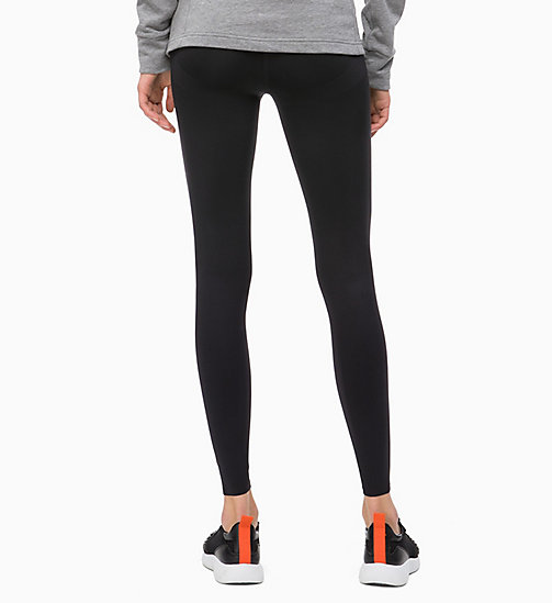 CALVIN KLEIN Lifting Sports Leggings - FOREST NIGHT? - CALVIN KLEIN SPORT - detail image 1