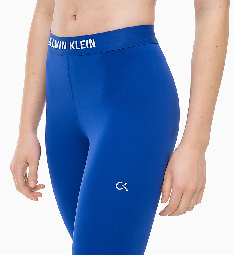 CALVIN KLEIN Sports Leggings - CK BLACK - CALVIN KLEIN PERFORMANCE - detail image 2