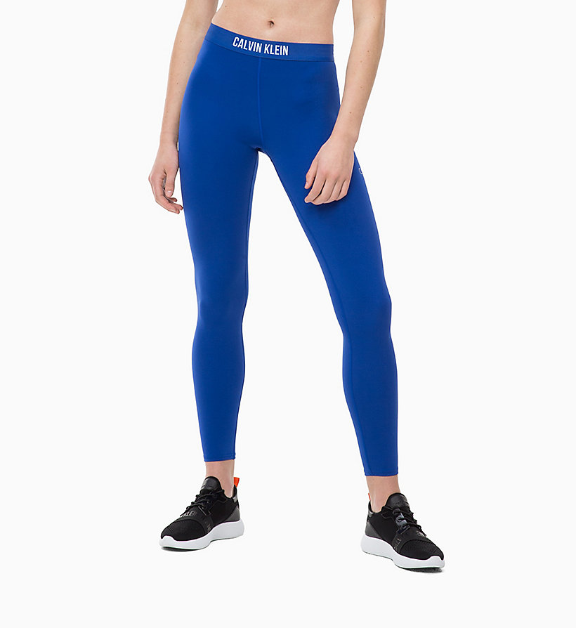 CALVIN KLEIN Sports Leggings - CK BLACK - CALVIN KLEIN PERFORMANCE - main image