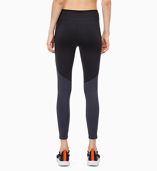 CALVINKLEIN Sports Leggings - CK BLACK - CALVIN KLEIN SPORT - detail image 1