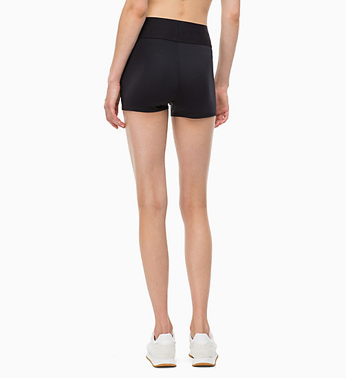 CALVINKLEIN Kurze Tights - CK BLACK - CALVIN KLEIN Sport-Leggings - main image 1