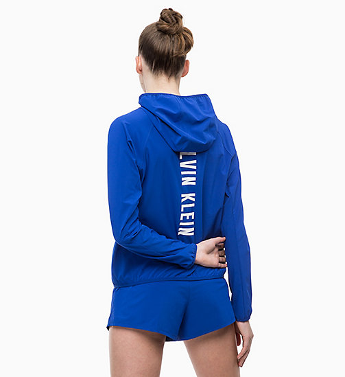 CALVINKLEIN Logo-Windbreaker - SURF THE WEB - CALVIN KLEIN SPORT - main image 1