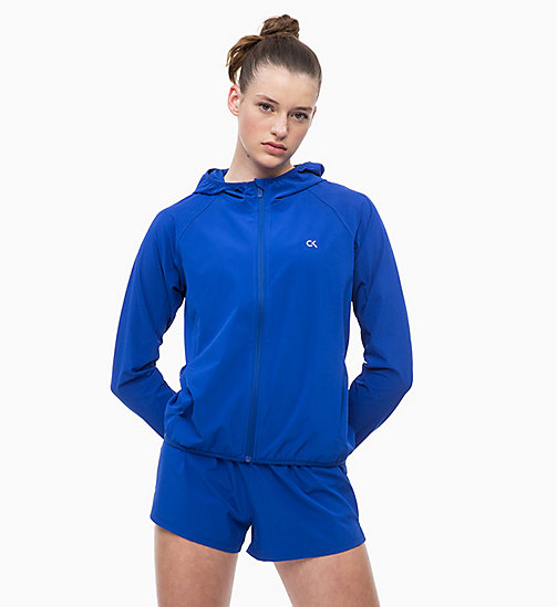 CALVIN KLEIN Windbreaker - SURF THE WEB - CALVIN KLEIN SPORT - main image