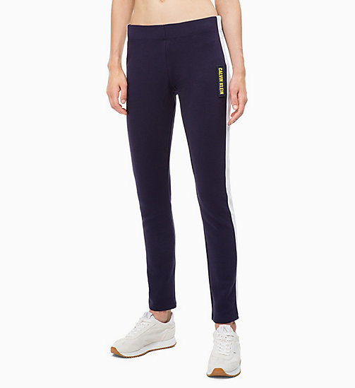 CALVIN KLEIN Trousers - EVENING BLUE - CALVIN KLEIN SPORT - main image