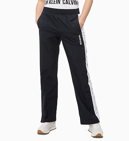 CALVINKLEIN Tracksuit Bottoms - CK BLACK - CALVIN KLEIN TRACKSUITS - main image