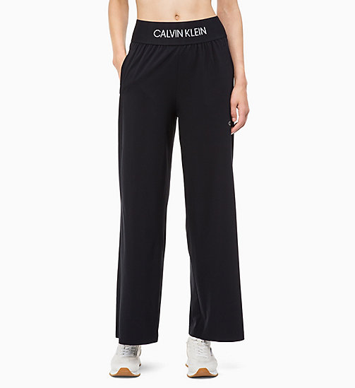 CALVINKLEIN Culottes - CK BLACK - CALVIN KLEIN TRACKSUITS - main image